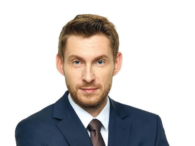 FORUM ZWYCIĘZCÓW – Mateusz Piotrowski, Dyrektor Komunikacji i Relacji Zewnętrznych Lafarge w Polsce