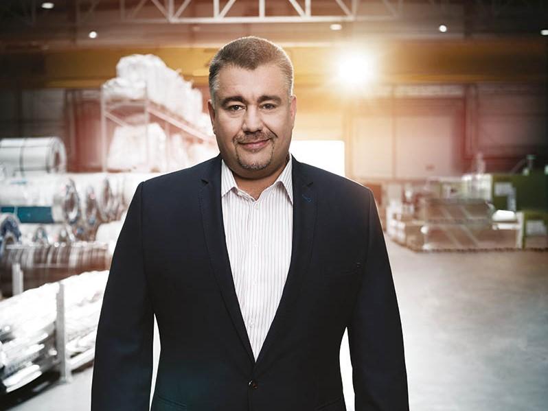 FORUM ZWYCIĘZCÓW – Rafał Michalski, Prezes Grupy Blachotrapez
