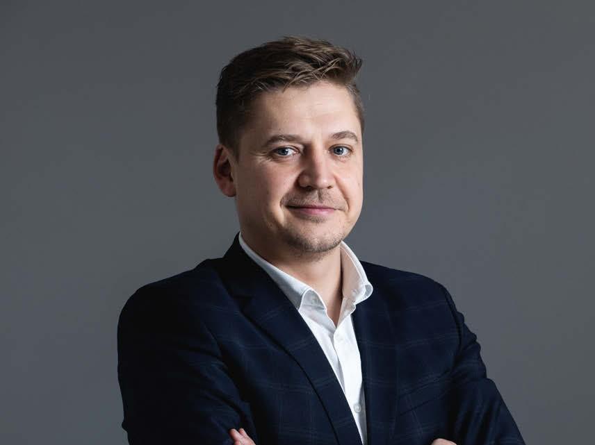 FORUM ZWYCIĘZCÓW – Tomasz Rybka, Prezes Zarządu Vitrintec