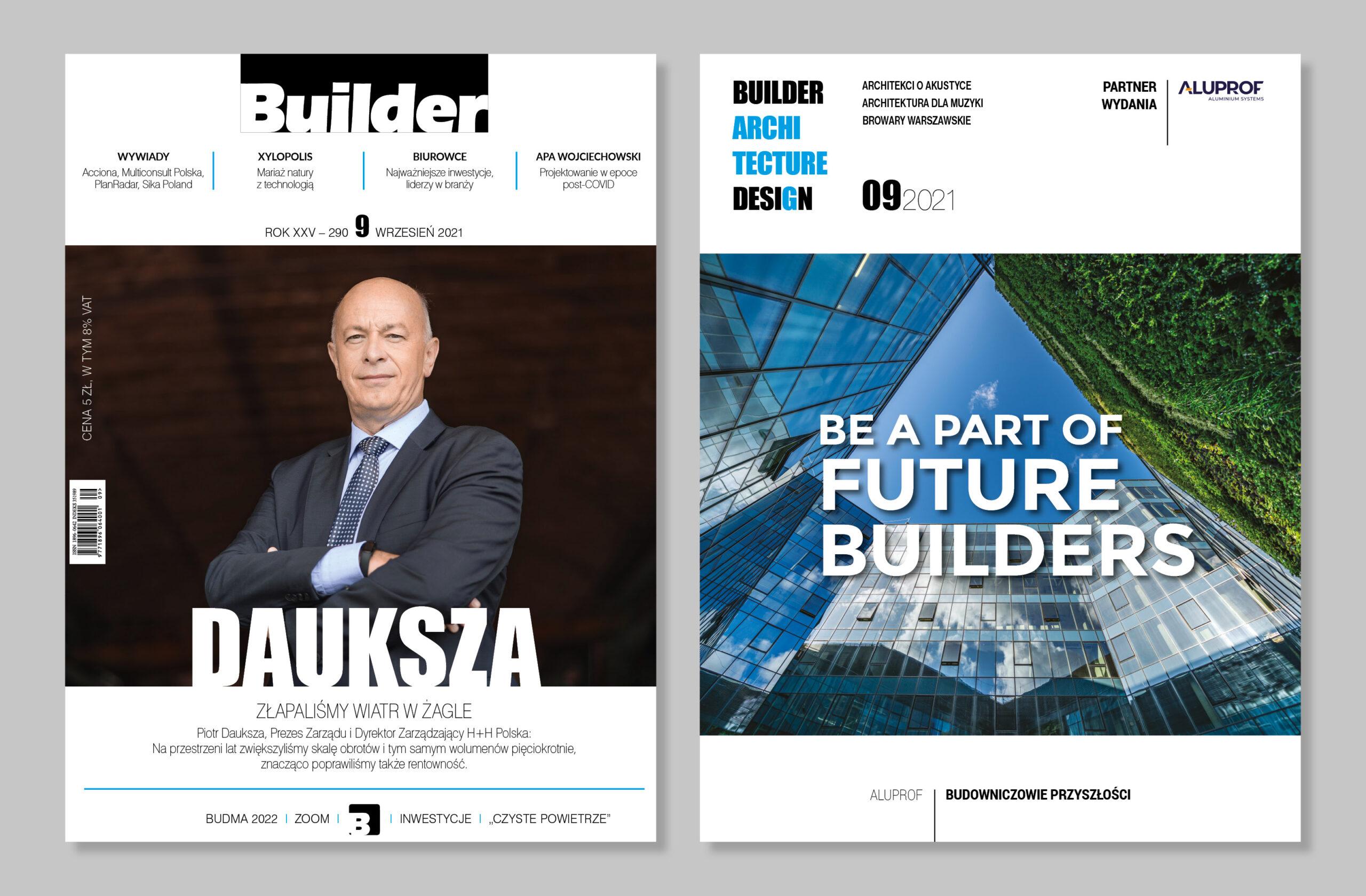 BUILDER 09.2021