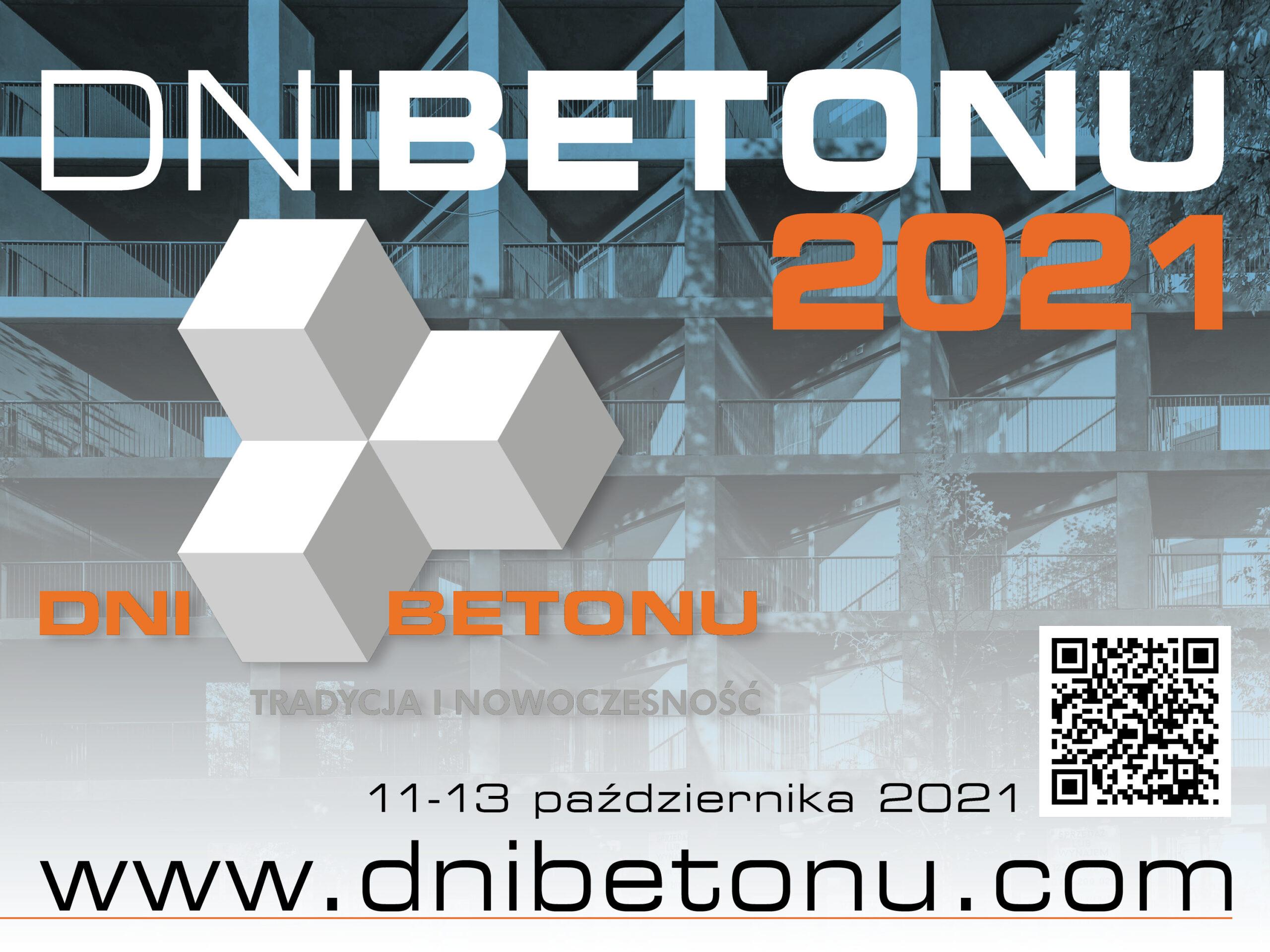 Biegiem… na XI konferencję DNI BETONU 2021