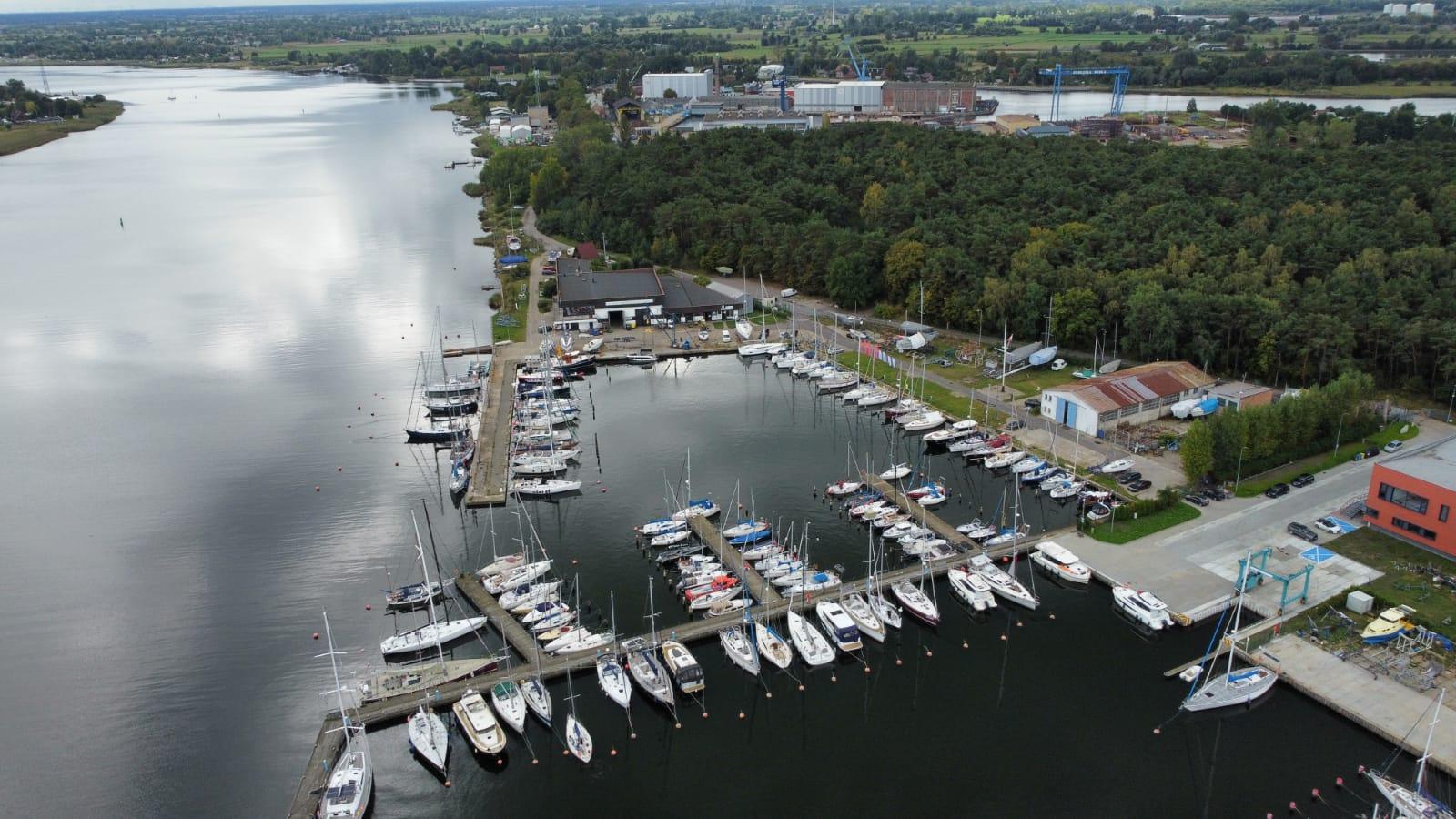 Port Jachtowy w Górkach Zachodnich zostanie rozbudowany