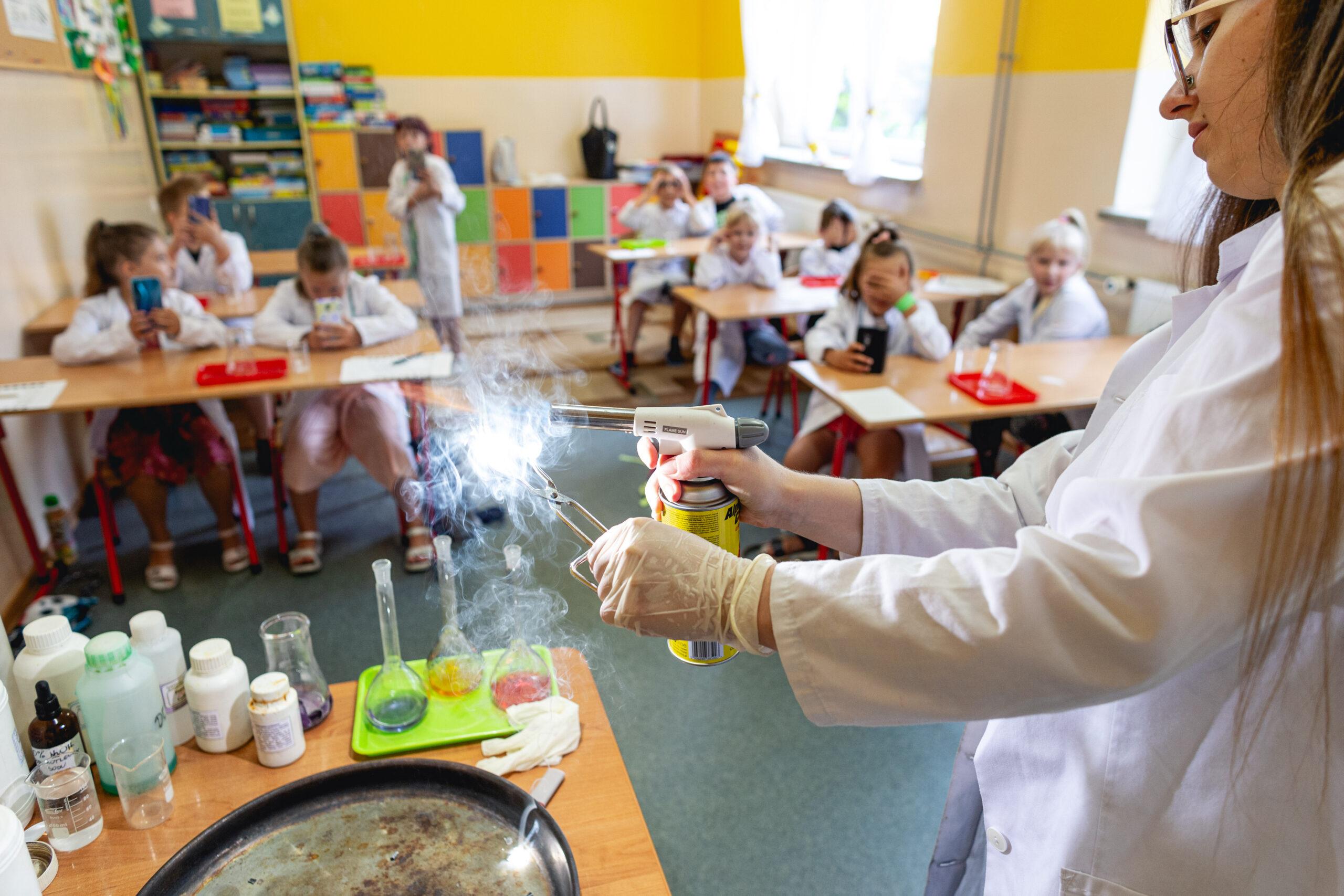"Nauka i zabawa podczas ""Lata z CEMEX"""