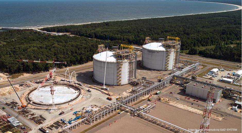 CEMEX jest głównym dostawcą betonu na potrzeby inwestycji związanej z rozbudową Terminalu LNG w Świnoujściu.