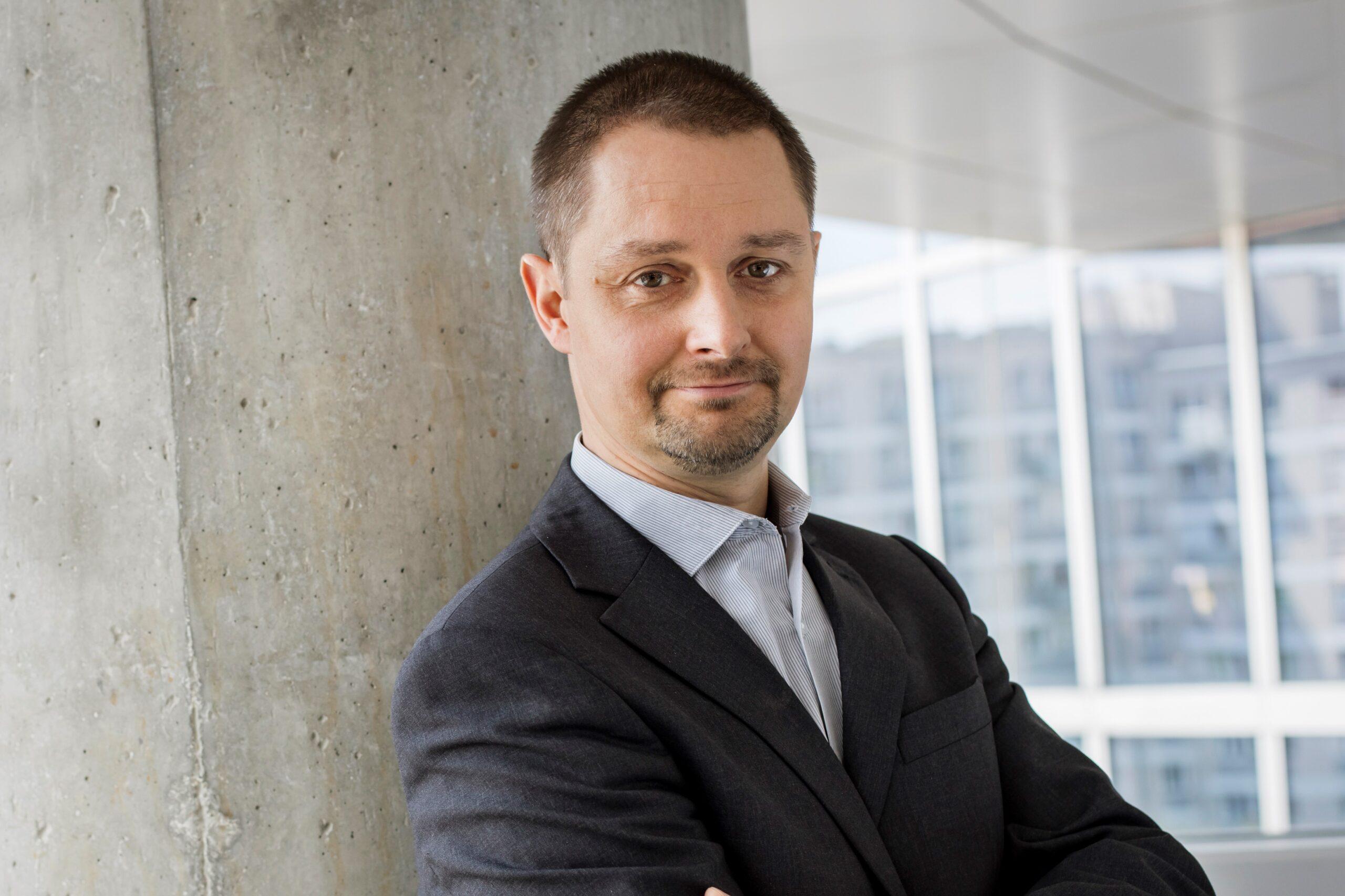 BUILDER ZOOM – ZBIGNIEW CZAJEWSKI, Partner Buro Happold