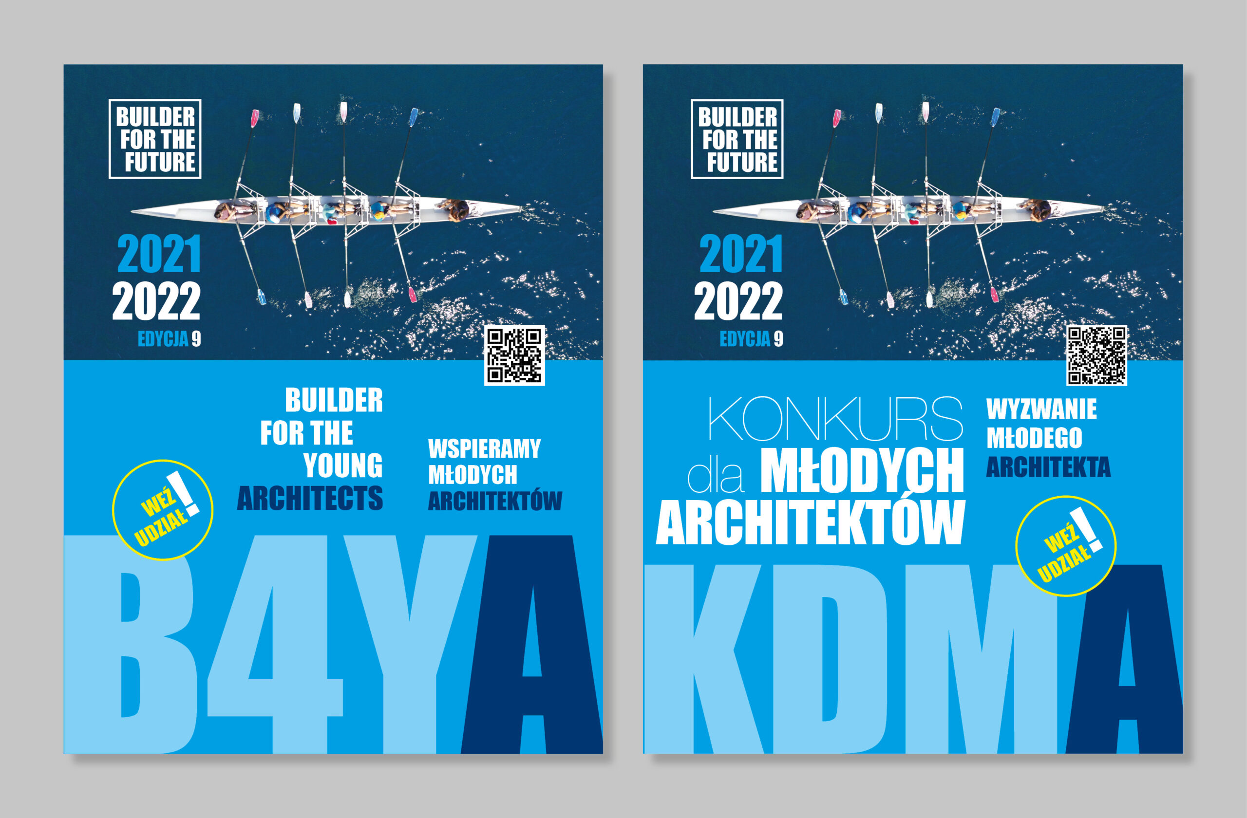 BROSZURA BUILDER FOR THE YOUNG ARCHITECTS 2021-2022 WYDANIE CYFROWE